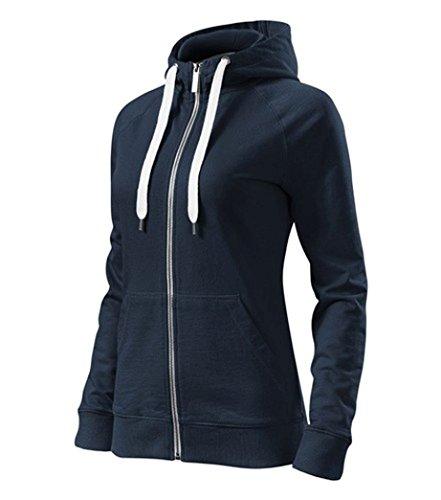 Dress-O-Mat -  Giacca  - Basic - Maniche lunghe  - Donna Marine Blau