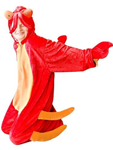Seruna F44/00 Gr. M Krabbe Kostüm für Fasching -