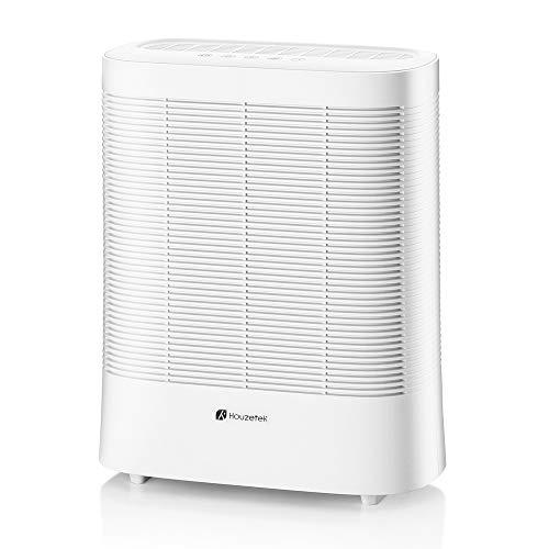 Silencioso purificador de aire Houzetek con lámpara UV y 3 velocidades por sólo 79,99€ usando el #código: H2O8HKO4