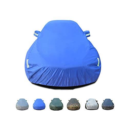 LICCC Car Cover Custom Fit Medium SUV Terramon - Impermeabile Traspirante Antivento/Antipolvere/AntiGraffio/Antigelo Protezione UV Esterna Coperture Auto Complete - 6 Colori Opzio