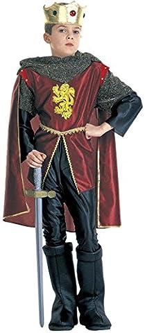 Roi Costume De Déguisement Pour Enfants - Déguisement roi chevalier garçon 5 à 7