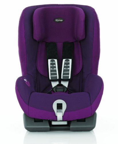 Römer 2000008195 - Silla de automóvil King Plus Grupo I, color granate