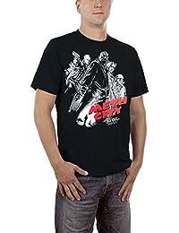Touchlines Heisenberg Meth City, T-Shirt Homme