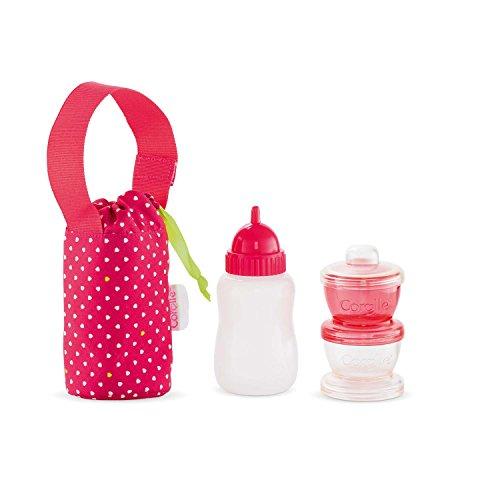 Corolle DMN08 - Mon Classique Trinkflasche Set für Puppe, 36 cm und 42 cm