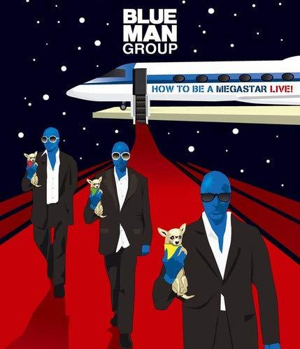 Preisvergleich Produktbild Blue Man Group - How to be a Megastar Live! [Blu-ray]