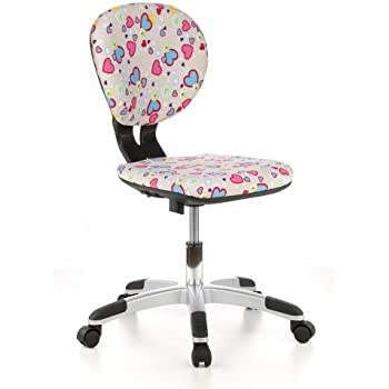 Hjh OFFICE, 670270, Childrens Desk Chair, Swivel Chair, Computer Chair Kids  Room