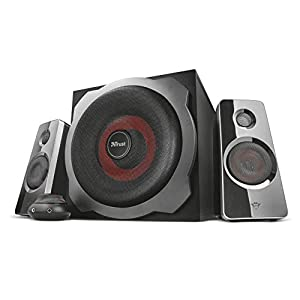Trust Gaming PC Gaming Speakers by Trust Gaming