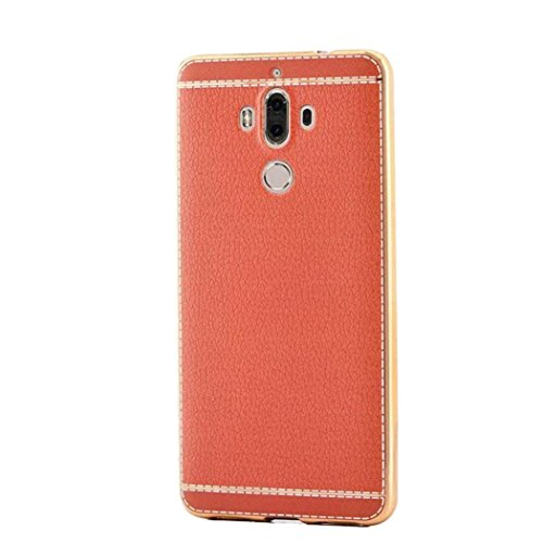 ouneedr-fur-huawei-mate-9-hulle-luxury-ultra-thin-single-bottom-case-cover-for-huawei-mate-9-orange