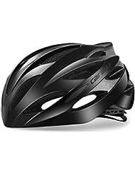 ZLK Casco De Bicicletacasco De Ciclismo De Una Sola Pieza Unisex De Confort Ultraligero Ligero