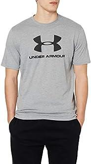 Under Armour Men's Sportstyle Logo Short Sleeve