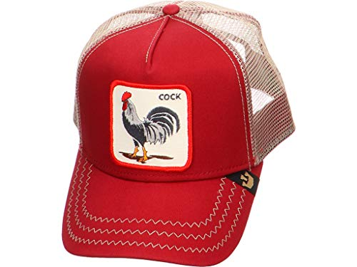 Goorin Bros. Trucker Cap Rooster Rot, Size:ONE Size