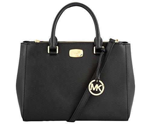 Michael Kors Ladies Kellen Medium Leather Tote Handbag
