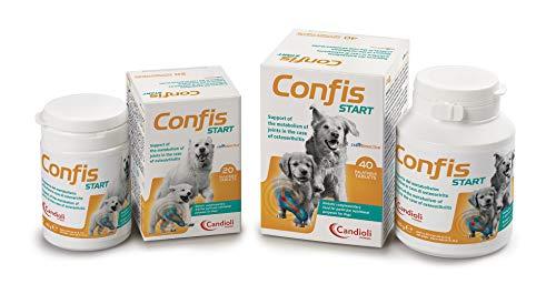 Candioli Farmaceutici Confis Start Integratore per Cani e Gatti - 120 gr