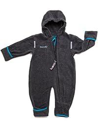 HOPPEDIZ Fleece-Overall für Baby und Kleinkind