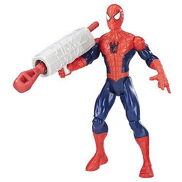 Marvel: Spider-Man - Spider Man - 15 cm Action Figur + Zubehör