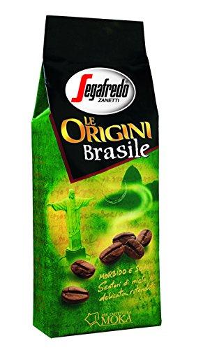 Caffè macinato Le Origini Brasile 250 gr - [confezione da 12] 12