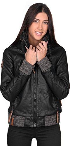 Naketano Damen Jacke Glöckner Von Notre Dame II Jacket