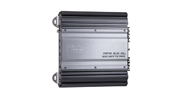 Mac Audio MPEXclusive 2 0 XL - Auto - Amplificatore