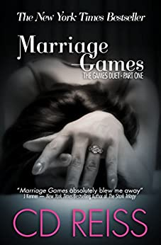 Marriage Games (The Games Duet Book 1) by [Reiss, CD]