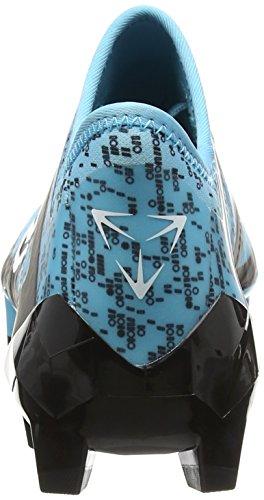 Umbro Velocita III Pro HG, Chaussures de Football Homme Bleu (Bluefish / White / Black)