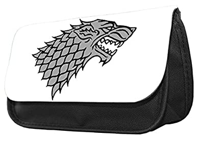 Hiros®Game of Thrones Great and Principal Noble Houses themed Pencil Case-make up case,back to school gift,Gift for child,Travel Wash Bag,Cosmetics Pouch Organizer Toiletry Purse Pencil Case Wallet.Christmas custom Gift case.