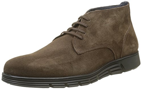 FlorsheimChallenger - Scarpe stringate Uomo , Marrone (Marron (30/Dark Brown)), 42