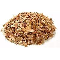 Mezcla de virutas Pro Smoke, mezcla prémium de madera de nogal y manzana, para barbacoa, 6 litros