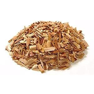 Pro Smoke – Virutas de madera de aliso, haya y cerezo mezcla premium para BBQ, 6 litros