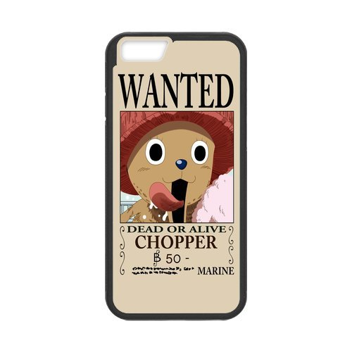 Everlasting Fashion Hard Cover Case PC and TPU Phone Cover For Your Iphone 6of one piece