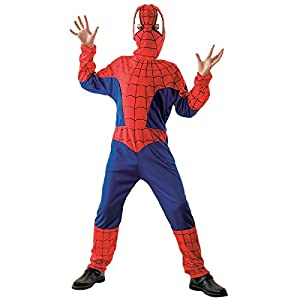 Fyasa 853422-c01Spider Hero disfraz, tamaño mediano