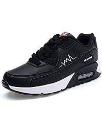 6c6b059c273 Sokaly Donna Scarpe da Corsa Sportive Fitness Running Sneakers Basse  Interior Casual all'Aperto