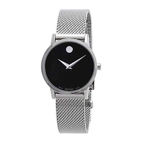 Movado Women's Museum Classic 29mm Steel Bracelet & Case Quartz Watch 0607220