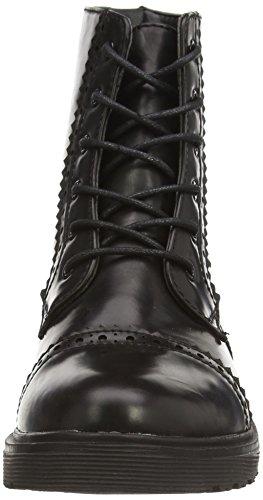 Dockers by Gerli 37ke204-600100, Bottes Rangers femme Noir (schwarz 100)