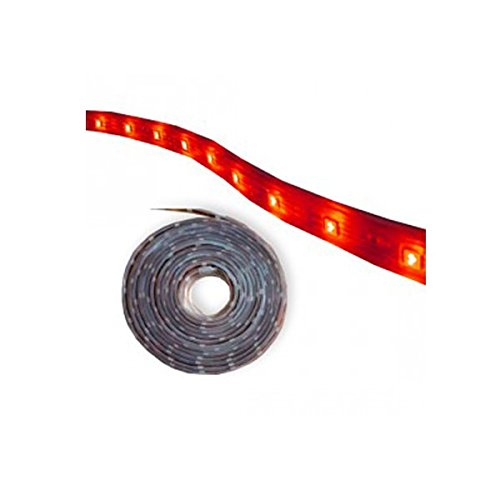 LED Stripe-Schlauch 5m 12V LED rot