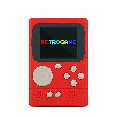 Boy 8 Bit klassischer Batterie-Farbbildschirm | 198 Emblematic Games Retro Vintage Nostalgie 90 | Gebrauchsfertig | Trend 2019 ()