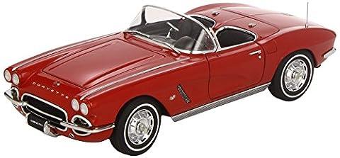 Autoart - 71102 - Véhicule Miniature - Chevrolet Corvette 62 - Cabrio Hard-Top - Echelle 1:18