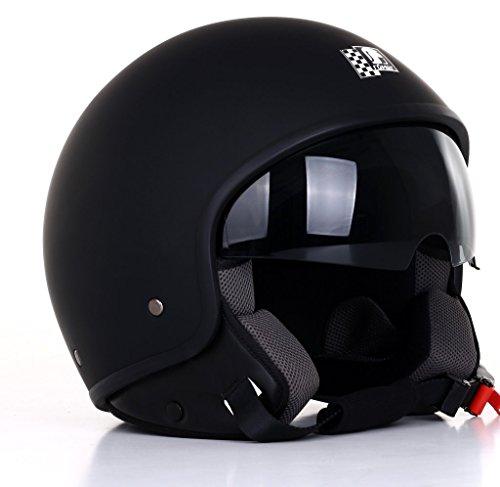 romer-helmets-motorradhelm-custom-matt-schwarz-grosse-l