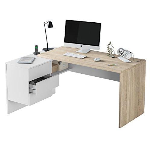 Imagen de Escritorio Para Ordenador de Oficina Habitdesign por menos de 150 euros.