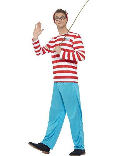 Wo Ist Kostüm Herren Wally - Walter Kostüm Wo ist Walter Wally Walterkostüm Gr L