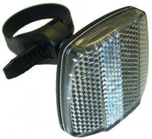 Preisvergleich Produktbild 'Z'-Front-Strahler b&m mit Kunststoff-Schraubschelle 13-40 mm