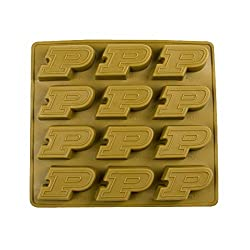 Purdue Boilermakers Silicone Ice Cube Trays