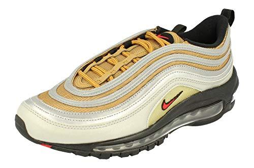 buy popular 4f4b9 4f5eb Nike Sneakers Air Max 97 SSL Argento Oro Nero Rosso BV0306-001 (42.5 -