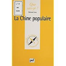 La Chine populaire