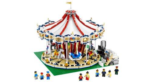 Preisvergleich Produktbild LEGO® 10196 Großes Karussell LEGO Creator
