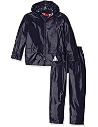 Result Traje con Chaqueta y Pantalón Impermeable para Niños Heavyweight RE95J
