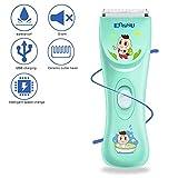 ENSSU Quiet Baby Haarschneidemaschinen Haartrimmer kostenpflichtige professionelle schnurlose Haarschneidemaschine für Baby Kinder Kinder