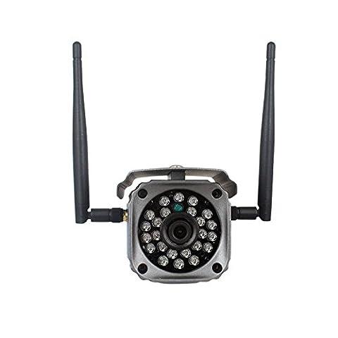 Camera de surveillance résistant aux intempéries, DE Sécurité, DE canaux