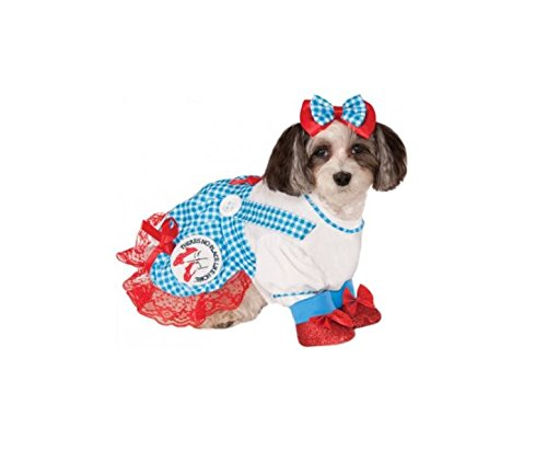 Rubies Costume Co 31451 Wizard of Oz Dorothy Pet Kost-m Gr--e ()