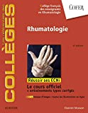 Rhumatologie - Réussir les ECNi - Format Kindle - 9782294760600 - 30,99 €