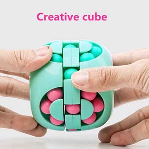 Mitlfuny Kawaii Langsam Dekompression Creme Duftenden Groß Squishy Spielzeug Squeeze Spielzeug,Kreatives Würfel-glattes schnelles Spielzeug mit Speicherfunktion Puzzlespiel Kindergeschenk